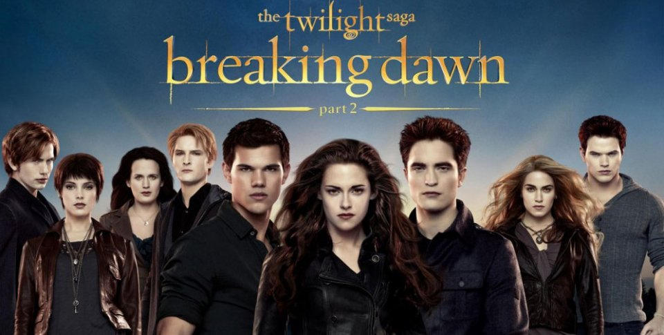 The Twlight Saga Breaking Dawn 2