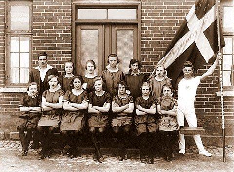 Flinterup Gymnaster ca. 1926