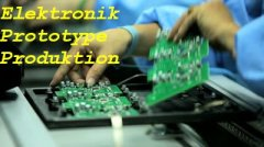 Elektronik Prototype Produktion