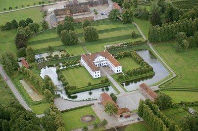 kalø slot det oprindelige