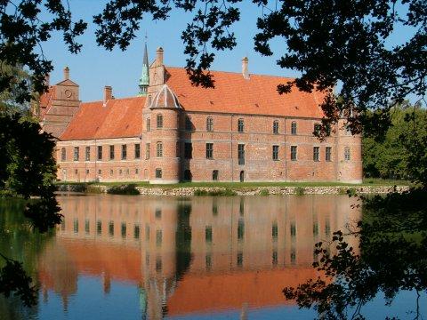 Medieval år gl Estrup Slot