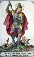 St. Georg og dragen