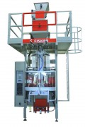 F1000 ECO bagging machine for wood pellets