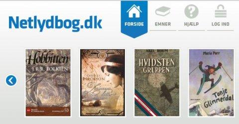 lydbøger online bibliotek